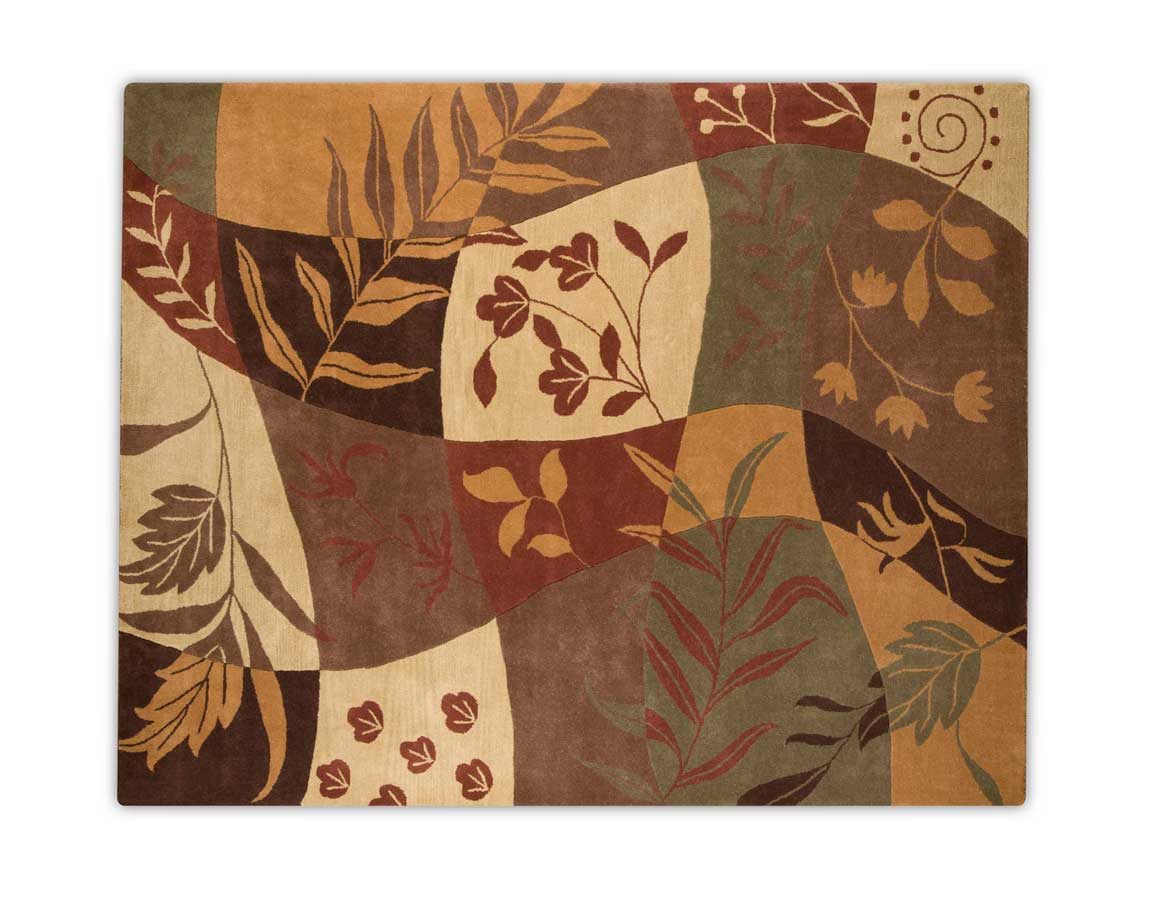 CatNapper 945 Series Wool Hand Tufted Rug