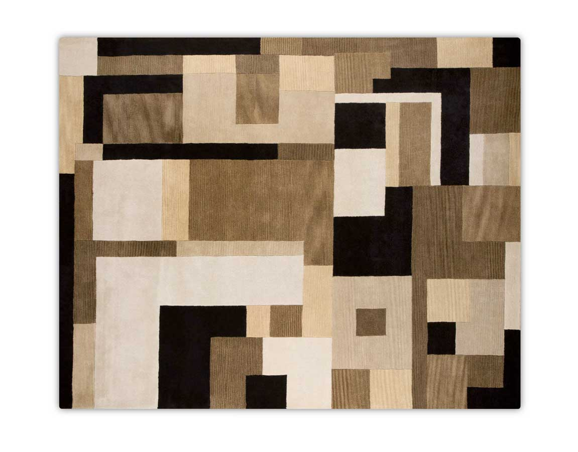 CatNapper 948 Series Wool Hand Tufted Rug