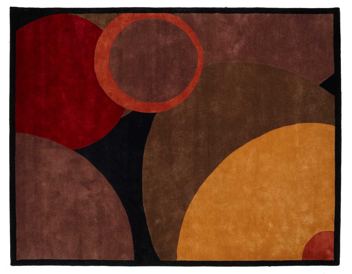 CatNapper 954 Series Wool Hand Tufted Rug