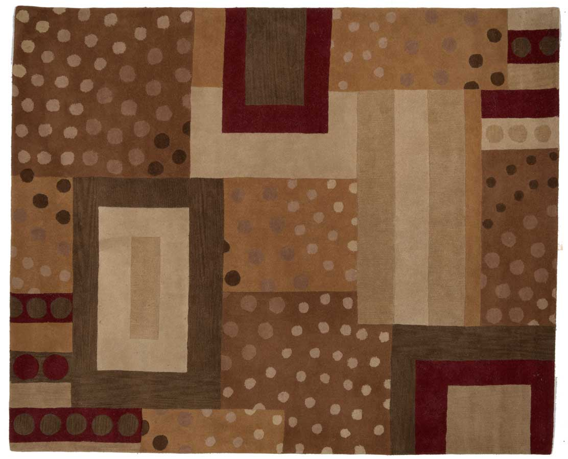CatNapper 955 Series Wool Hand Tufted Rug