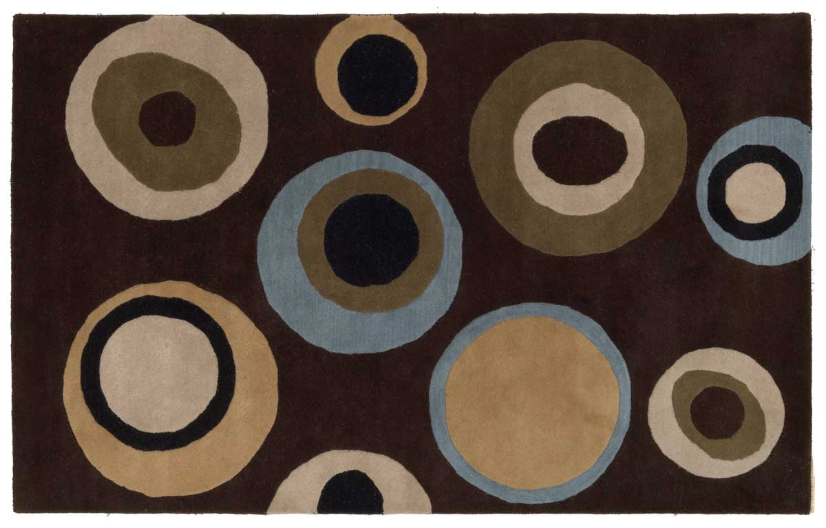 CatNapper 956 Series Wool Hand Tufted Rug