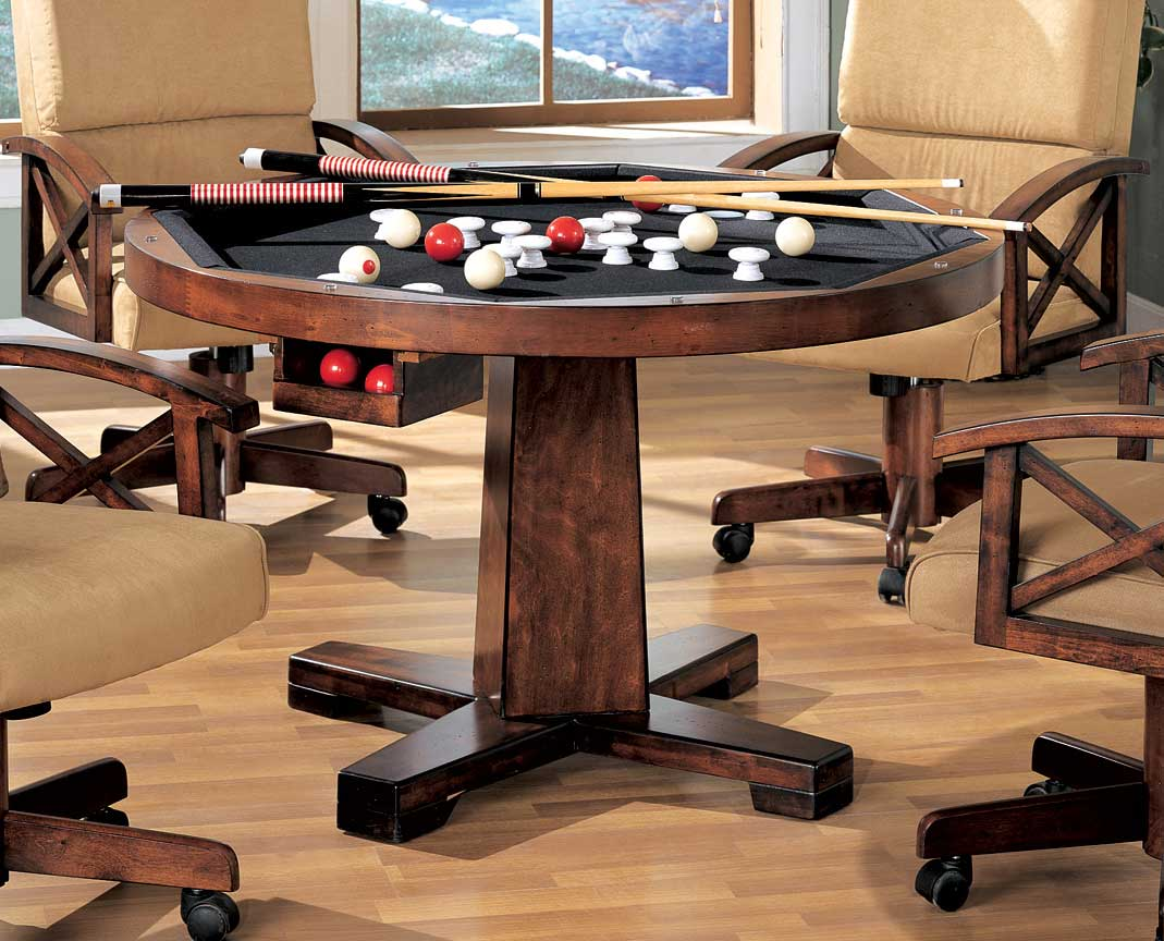 Coaster Marietta 3-in-One Game Table