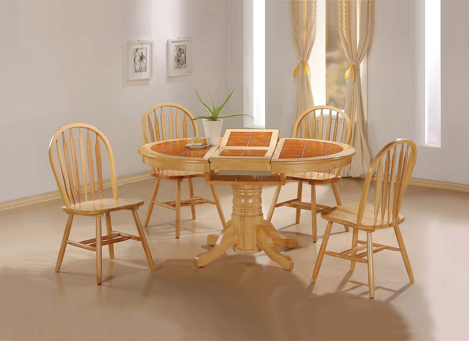 Coaster Damen Dining Set