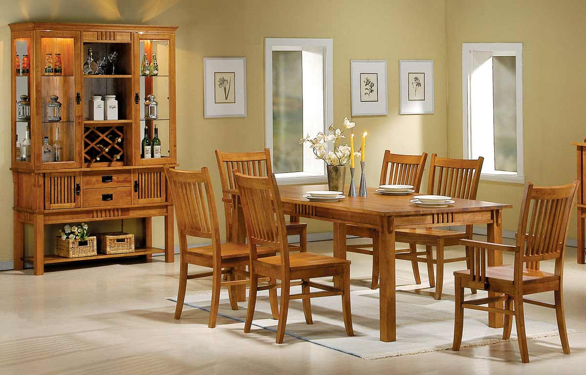 Dining Room Sets With China Cabinet Full Image For