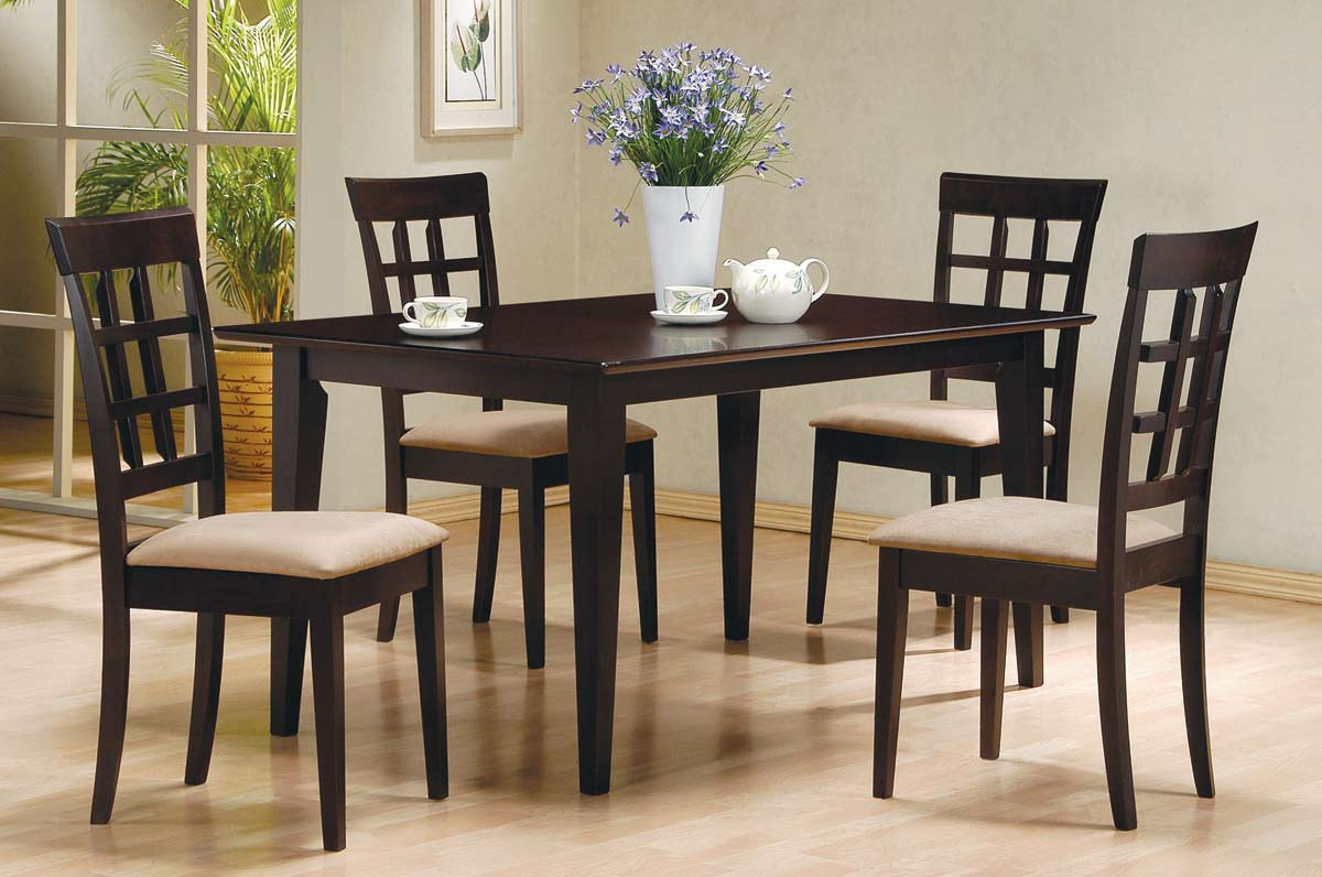 Coaster Mix and Match Dining Collection 1