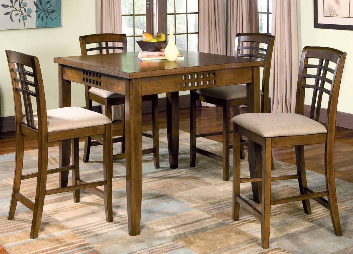 Coaster Vickery 40in Counter Height Dining Collection