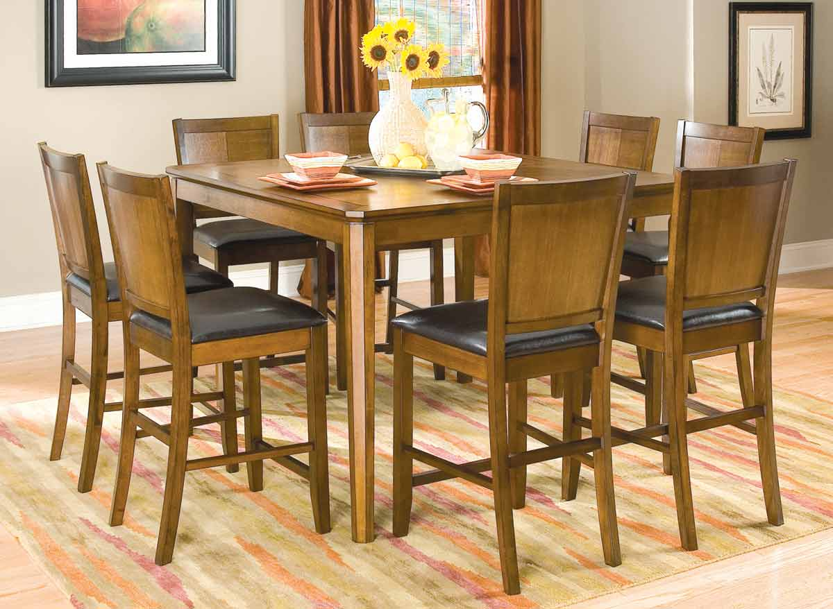 Coaster Fletcher Counter Height Dining Collection