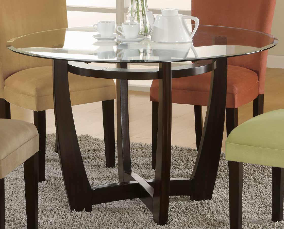 Coaster Bloomfield Round Dining Table