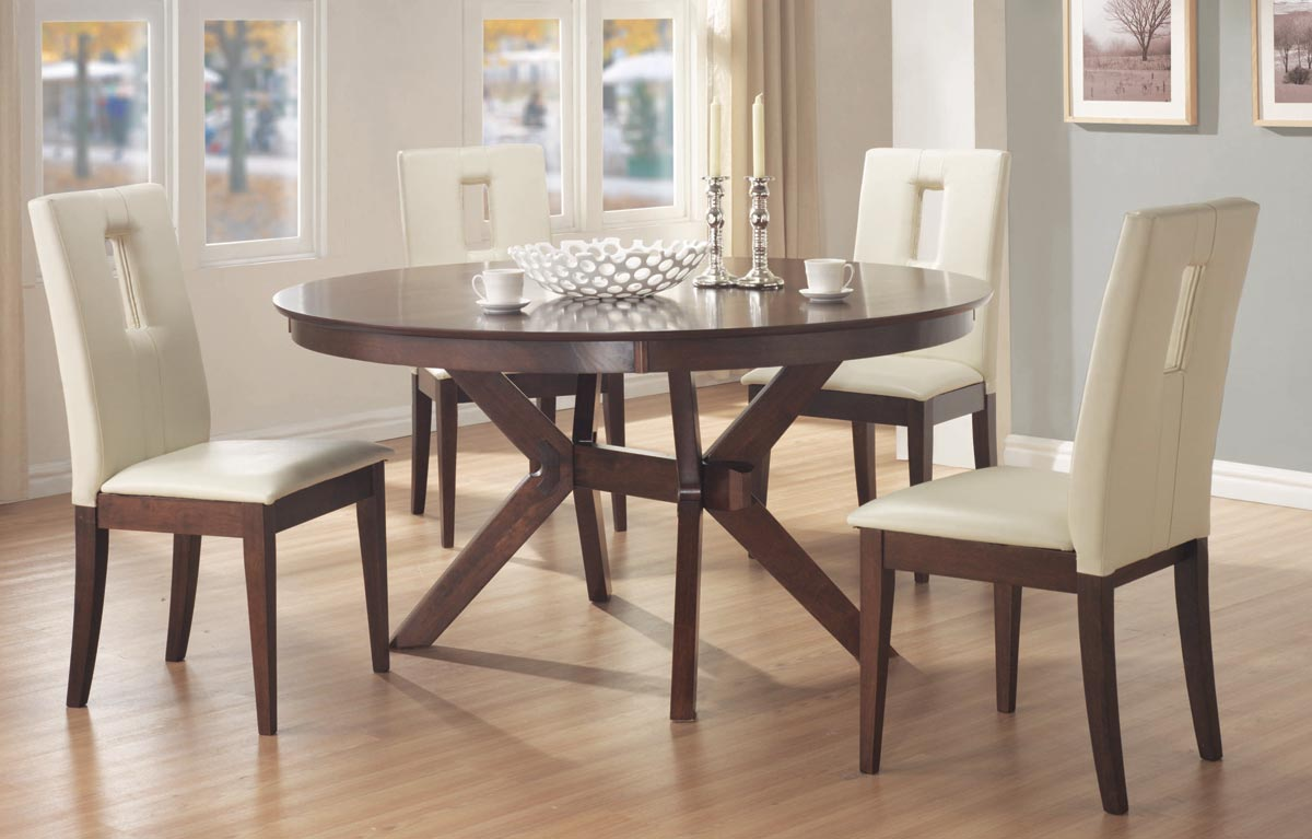 Coaster Coral Round Dining Collection