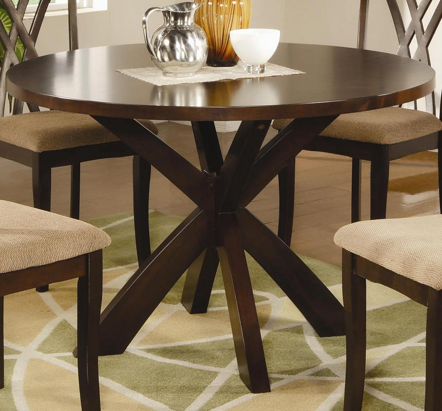 Coaster Ruby Dining Set
