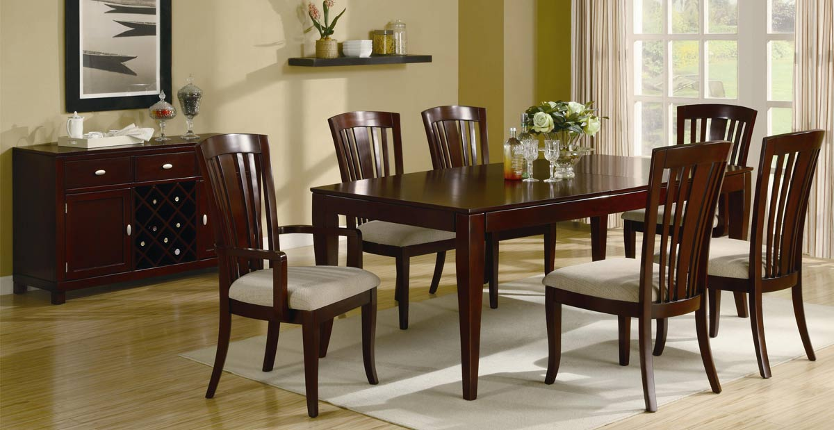 Coaster El Rey Dining Set