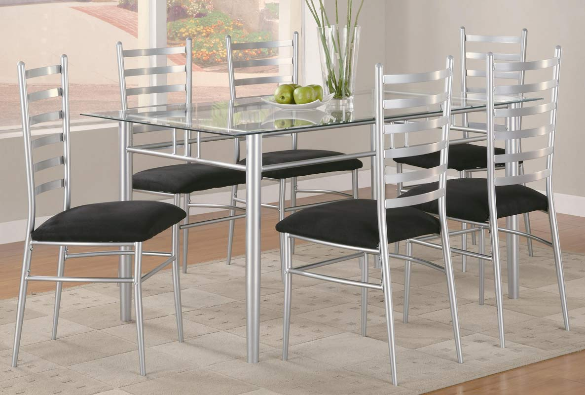 Coaster Rowena Rectangular Dining Set