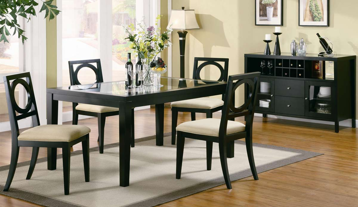 Coaster Lukas Rectangular Dining Set
