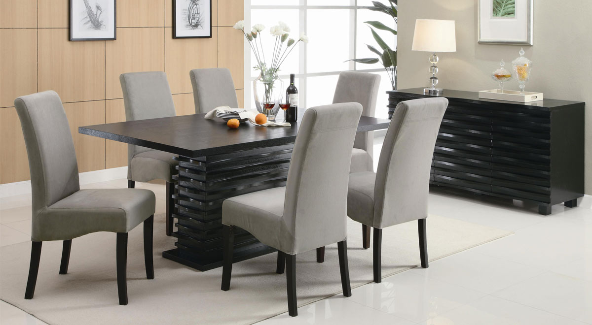 Coaster Stanton Square Dining Set