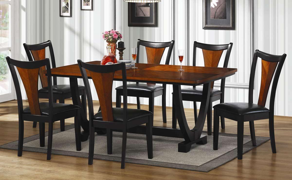 Coaster Boyer Rectangular Dining Set