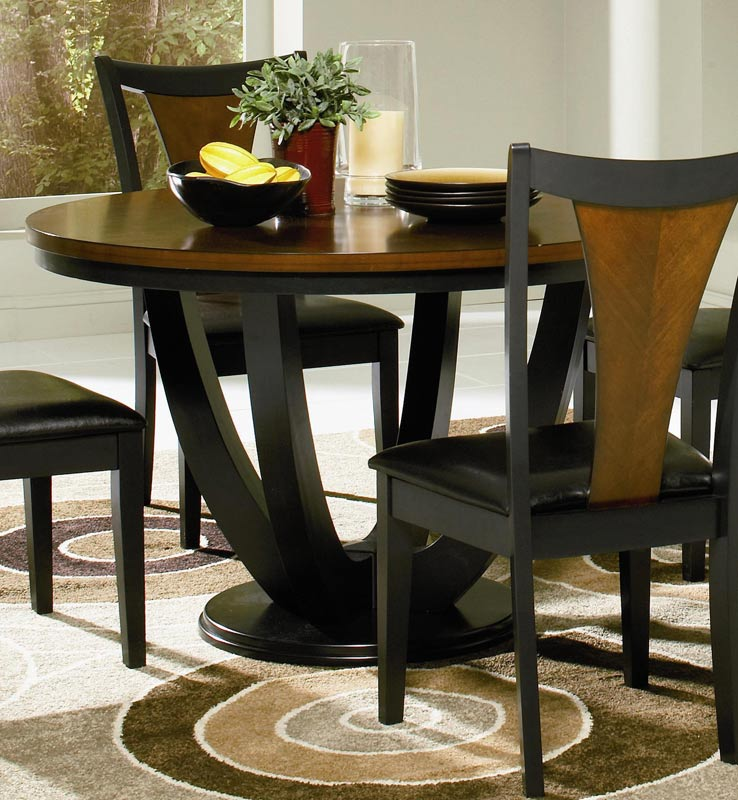 Coaster Boyer Round Dining Set