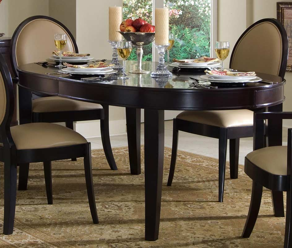 coaster chloe oval dining set chloedinset at homelement