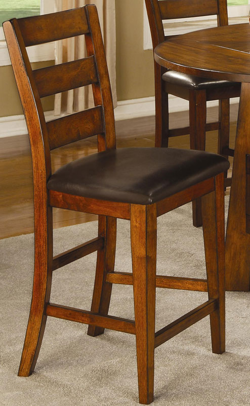 Coaster Lavista Round/Square Counter Height Dining Set