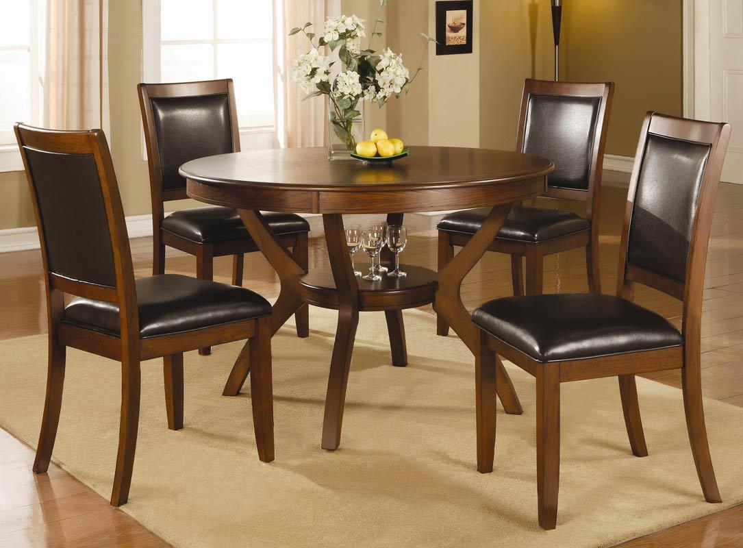 Coaster Nelms Round Dining Set
