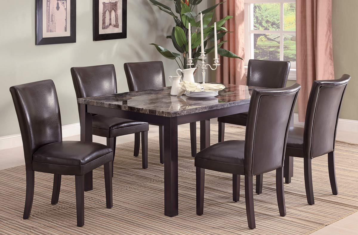 Coaster Carter Dining Set