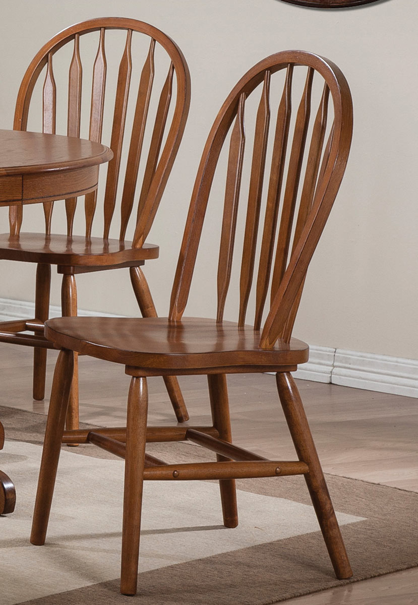 Coaster Freda Dining Set Oak 102661 Din Set At