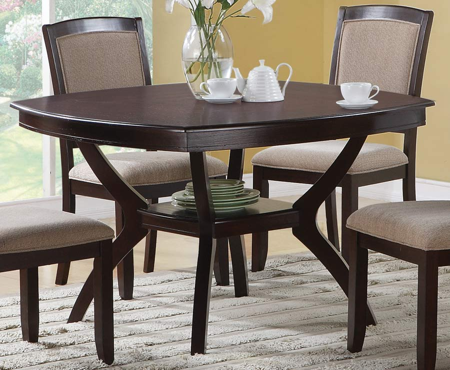 Coaster Memphis Dining Table