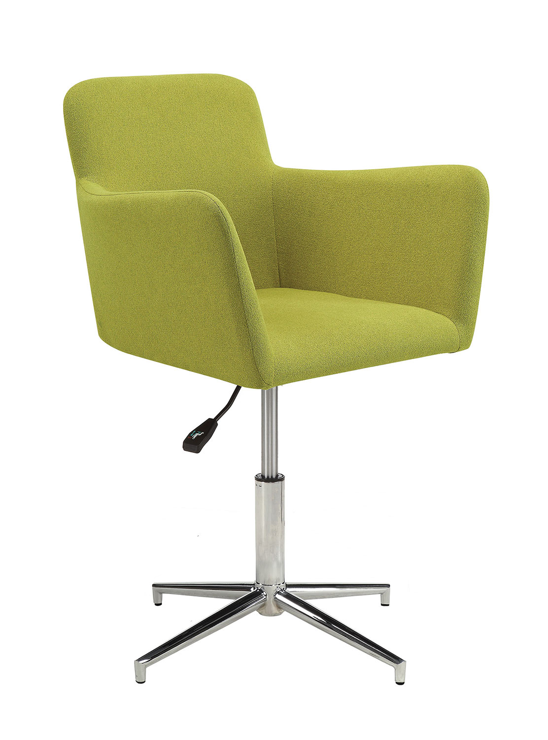 Coaster Montoya Side Chair - Chartreuse