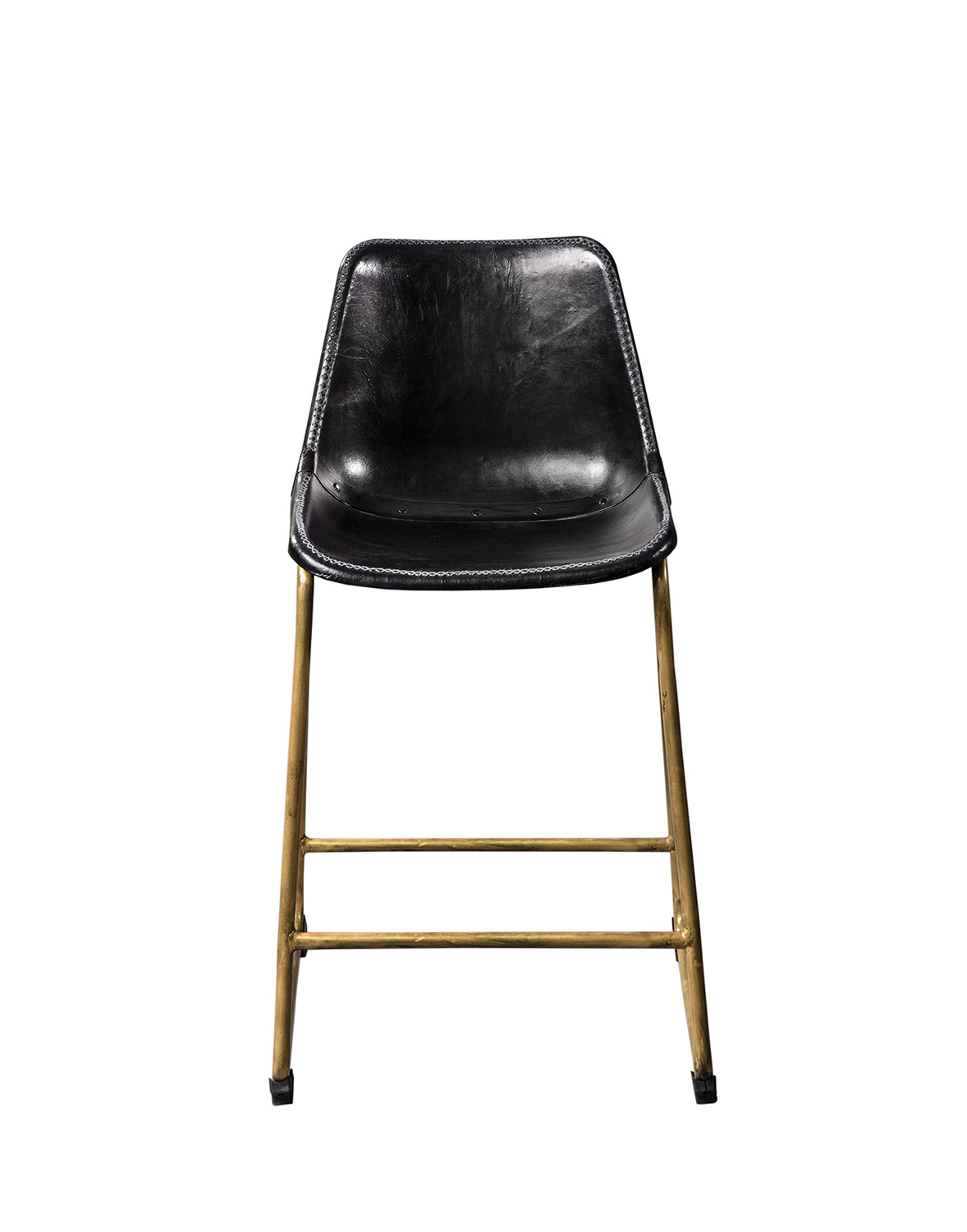 Coaster Bynum Counter Height Stool - Antique Black