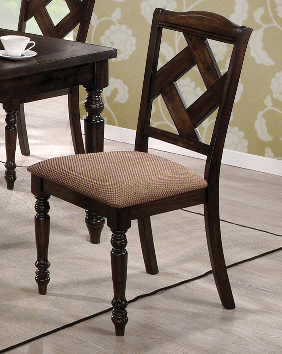 quality dining room chairs online quality coaster 103382 103381 dining