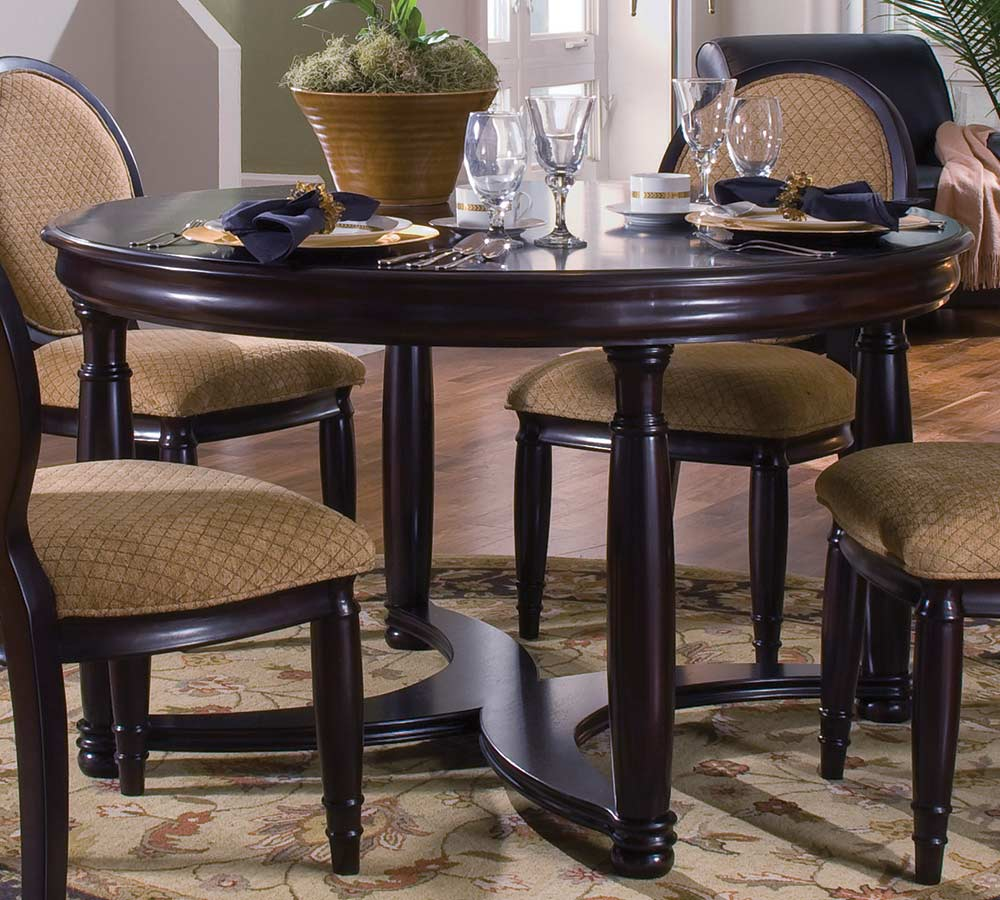 Coaster duncan dining table 103401 at for Duncan 5 dining room table