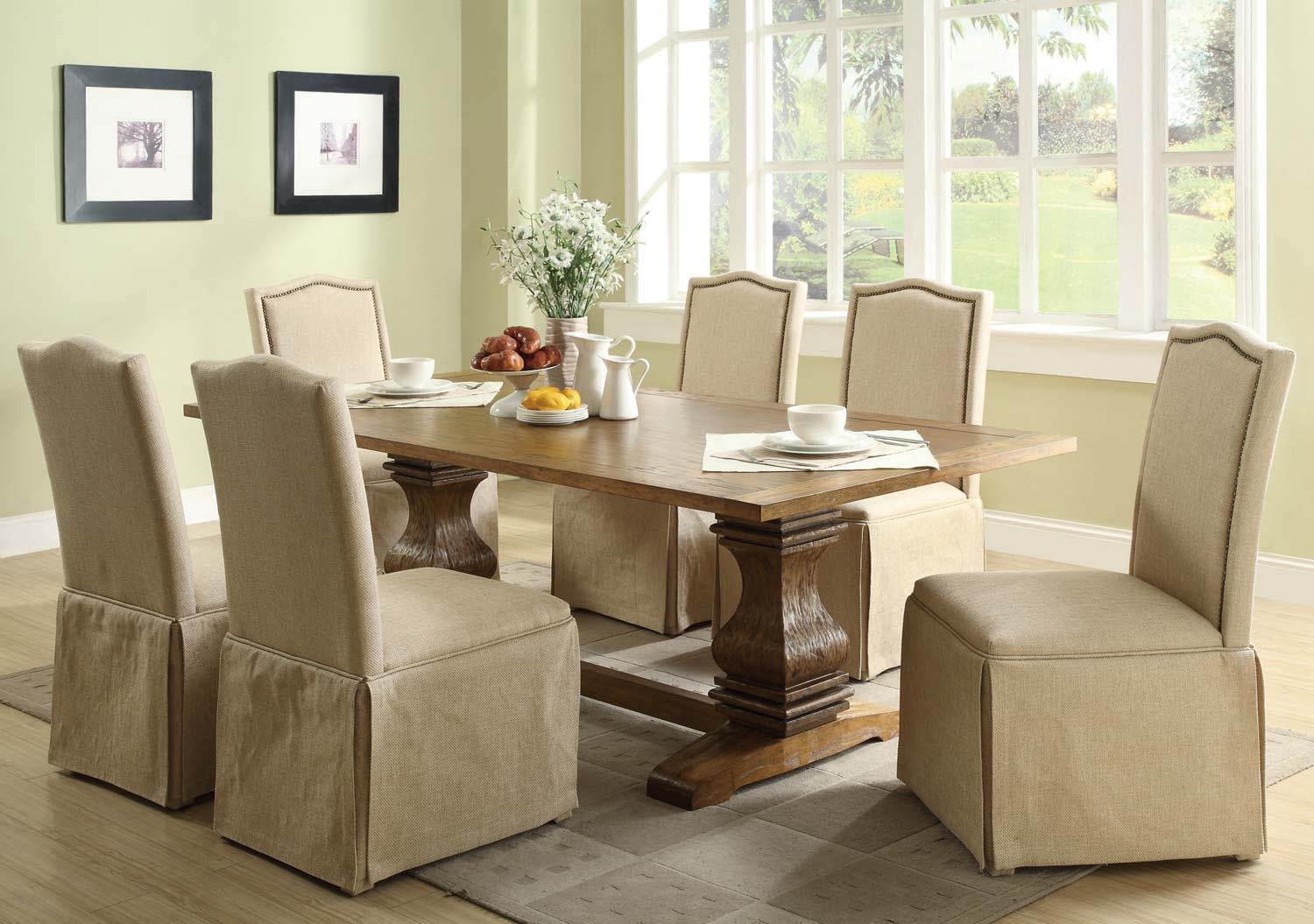 Coaster Parkins Dining Set B