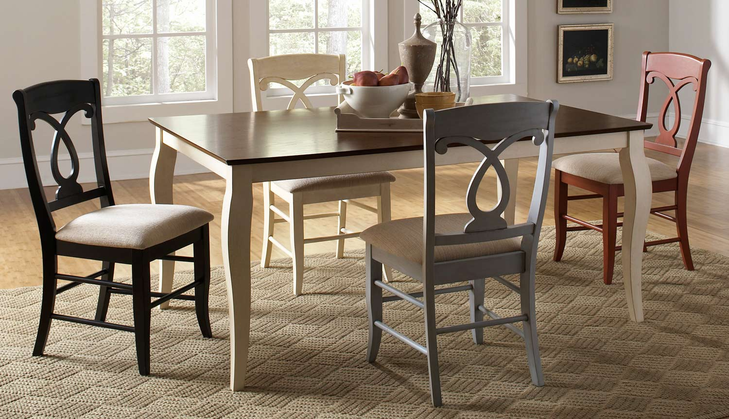 Coaster Holland Dining Set