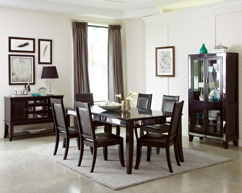 Coaster Middleton Dining Set - Cappuccino