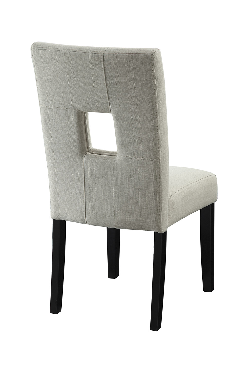 Coaster Andenne Dining Chair - Beige/Black