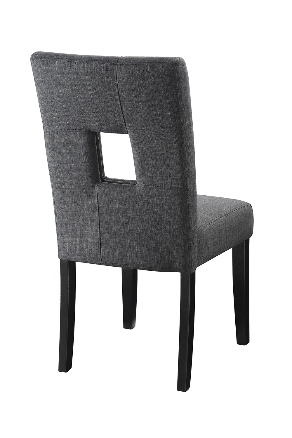 Coaster Andenne Dining Chair - Grey/Black