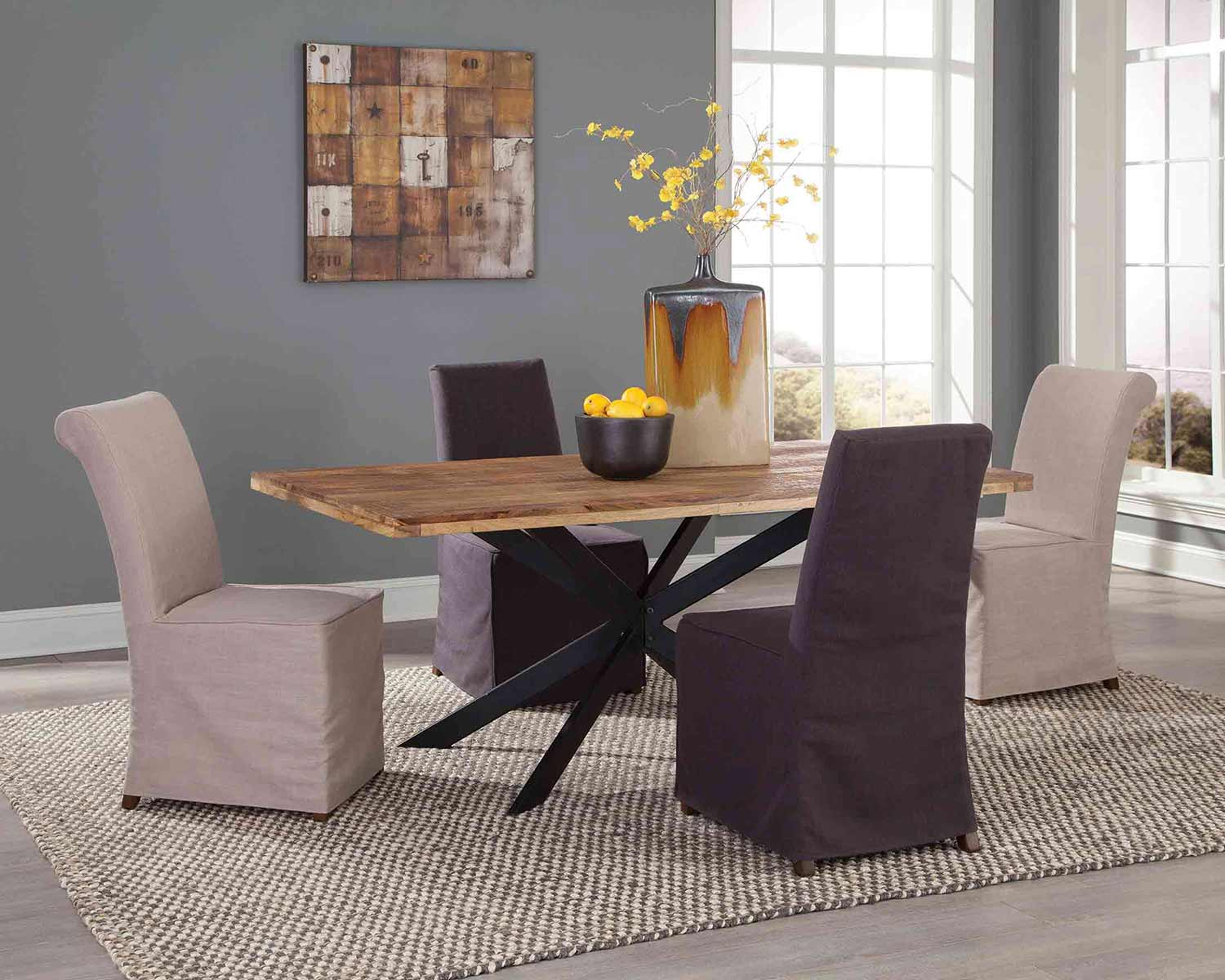 Coaster Galloway Dining Set - Natural
