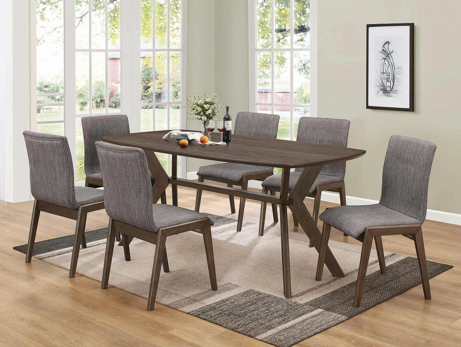 Coaster McBride Dining Set