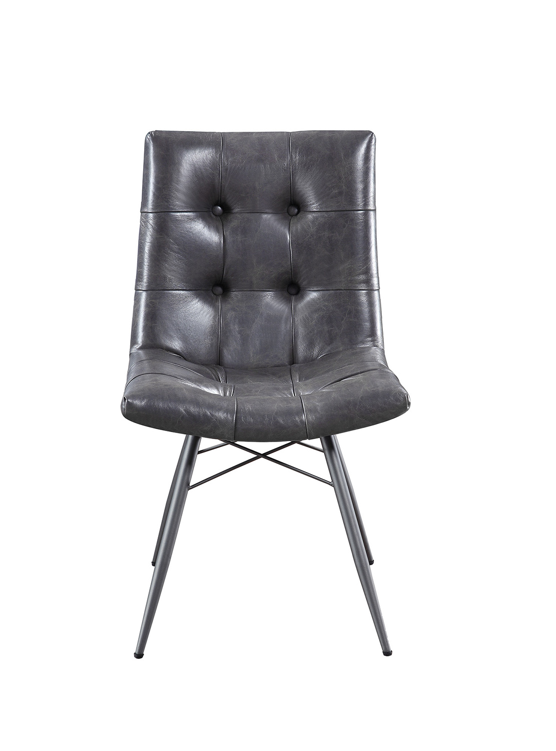 Coaster 107852 Side Chair - Charcoal