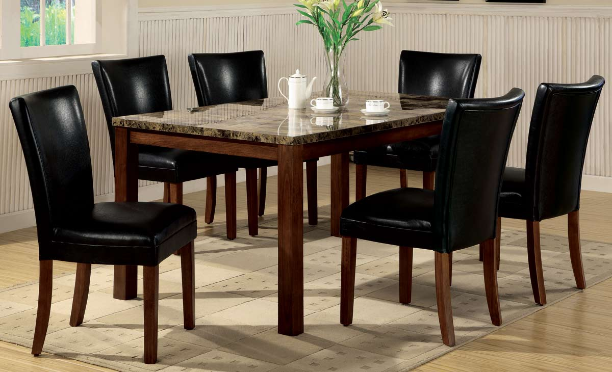 Coaster Telegraph Dining Table