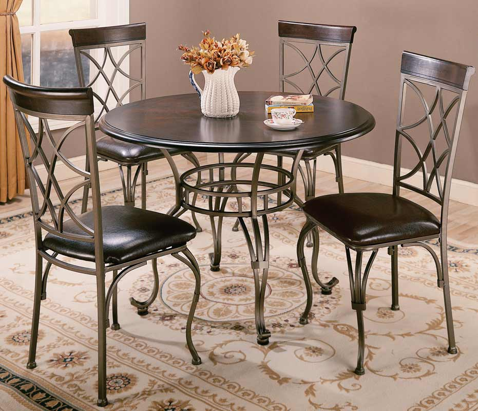 Coaster Mave Round Dining Set