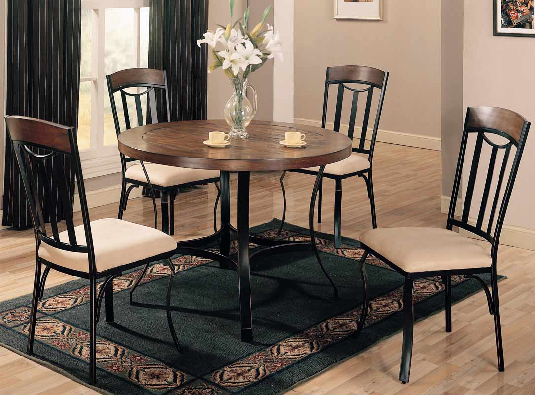 Coaster Prunella Round Dining Set