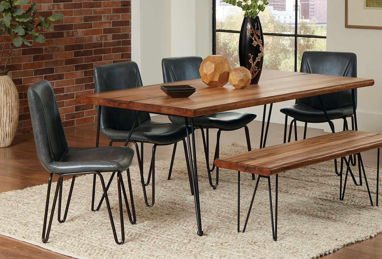 Coaster Chambler Rectangular Dining Set