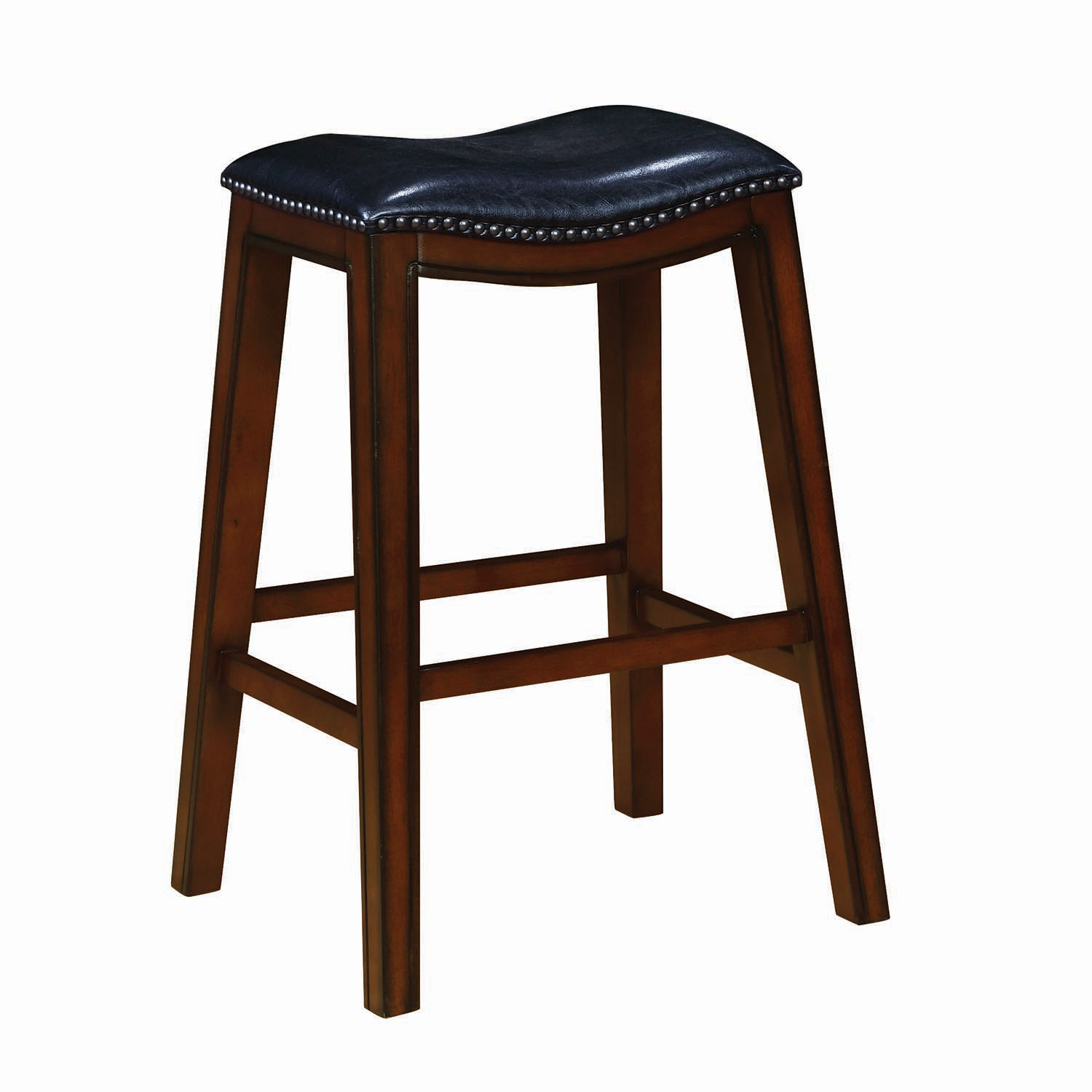 Coaster 122262 Bar Stool - Burnished Cappuccino
