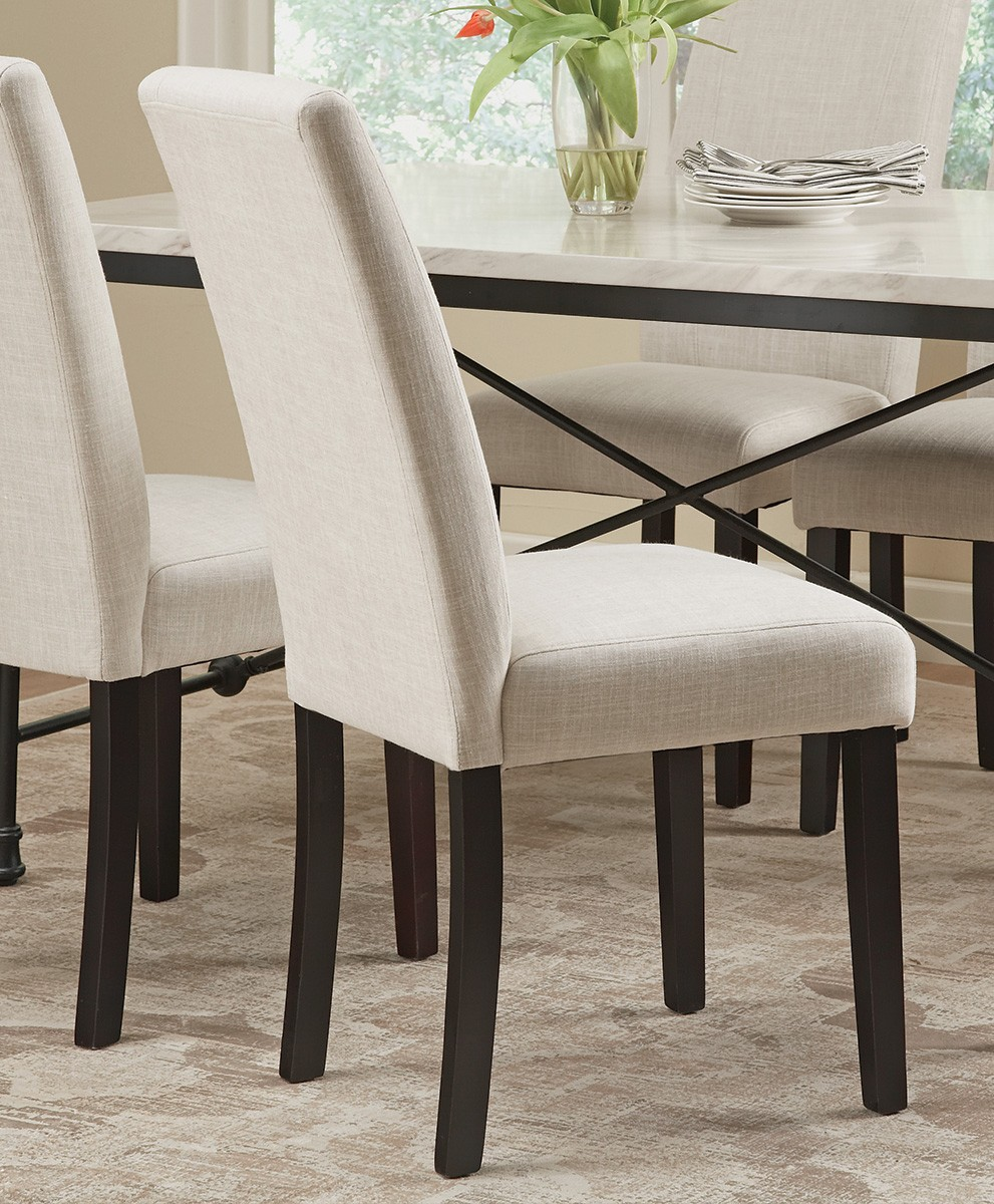 Coaster Nagel Parson Chair - Ivory