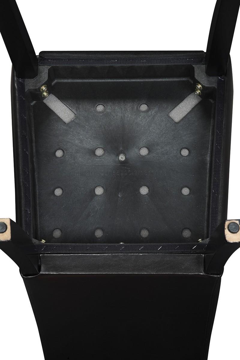 Coaster Nagel Parson Chair - Black