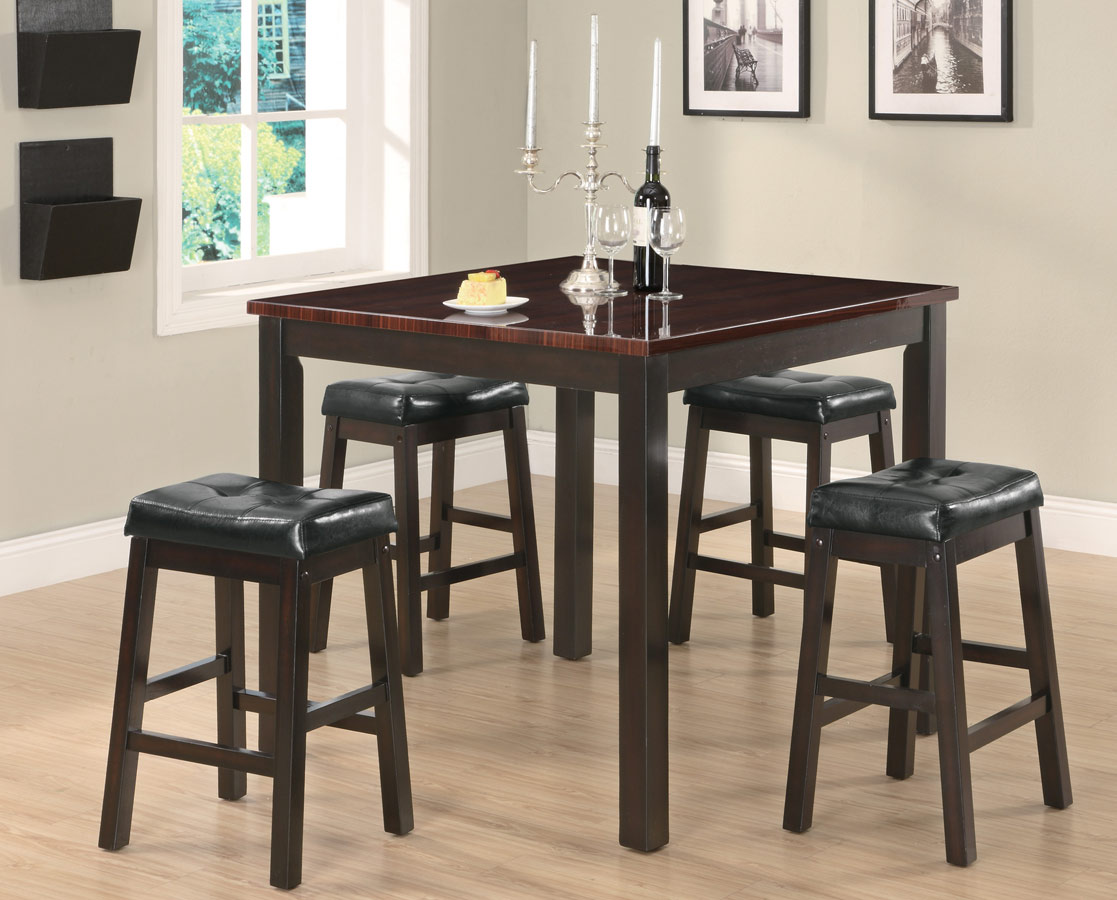 coaster sophia 5 piece dining set 150088 dinset