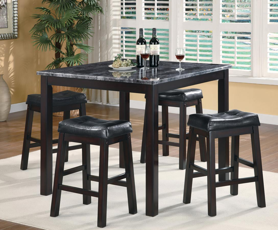 Coaster Sophia 5 Piece Dining Set