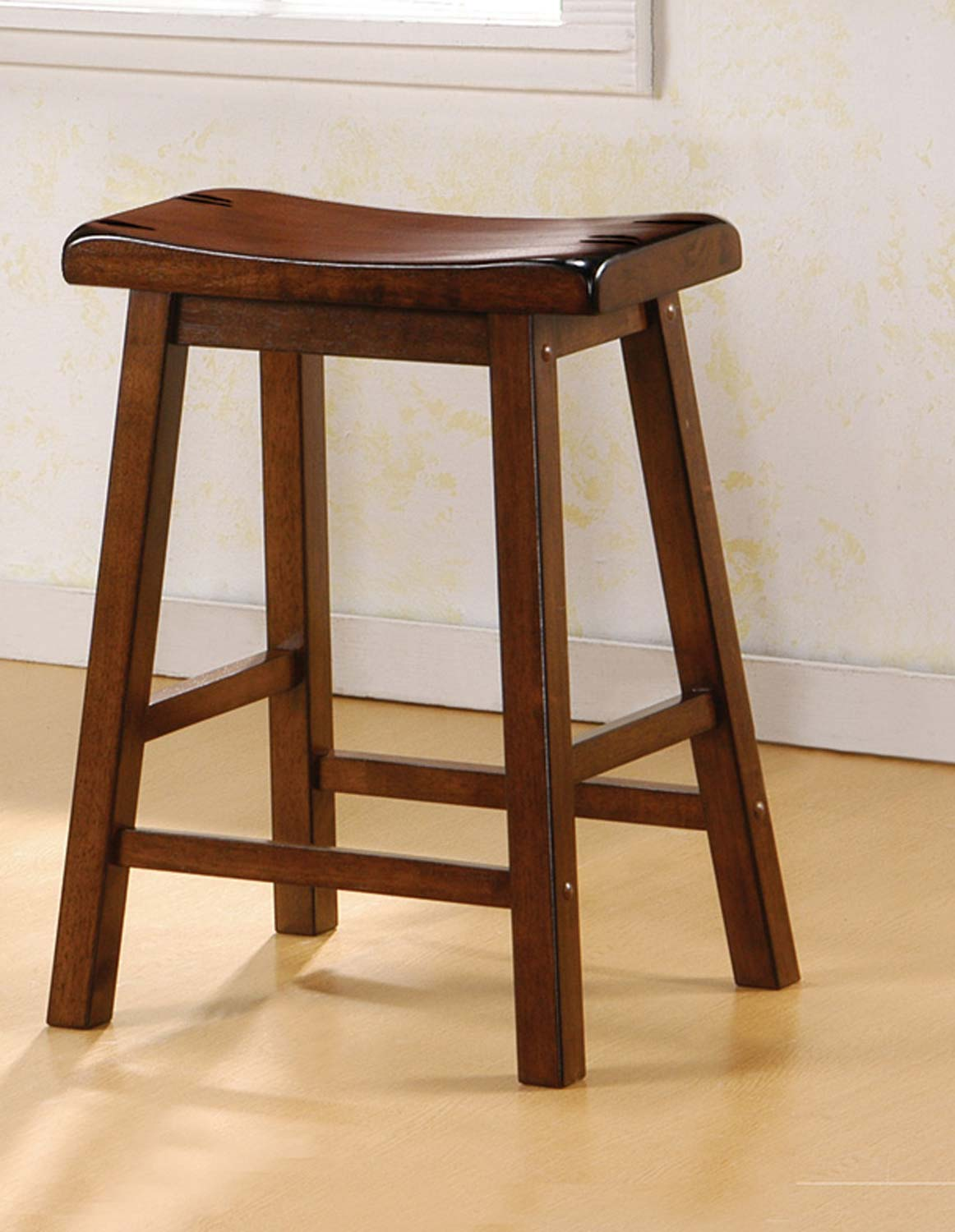 Coaster 180069 Counter Stool - Dark Walnut