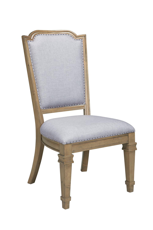 Coaster 180202 Side Chair - Light Grey