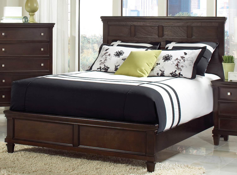 Coaster Camellia Bed - Cappuccino